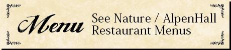 See Alpen / Azalea Restaurant Menus