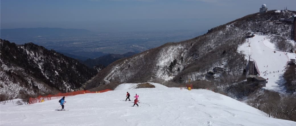 Gozaisho Ski Resort