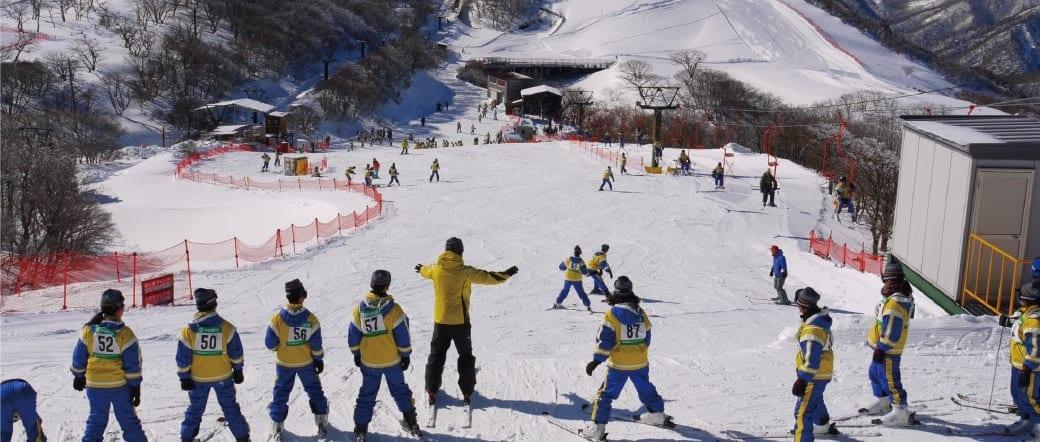 Gozaisho Ski School